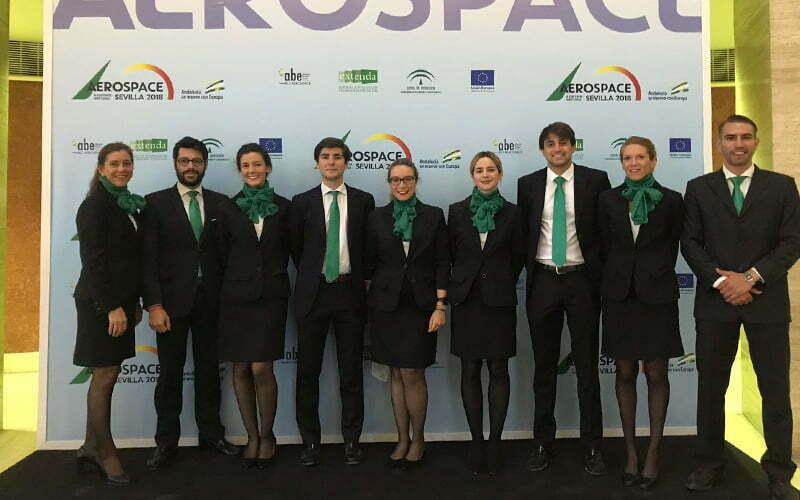 Aerospace and defense meeting Sevilla