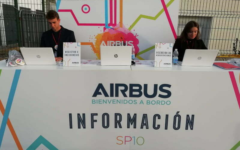 airbus seville anniversary