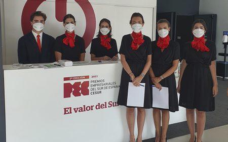 premios Cesur Sevilla